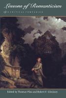 Lessons of Romanticism: A Critical Companion (Paperback)