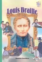 Louis Braille - History Maker Bios (Lerner) (Paperback)