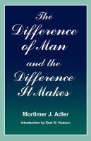 The Difference of Man and the Difference It Makes (Paperback)
