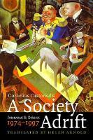 A Society Adrift: Interviews and Debates, 1974-1997 (Hardback)