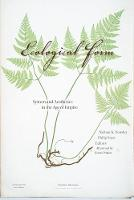 Ecological Form: System and Aesthetics in the Age of Empire (Paperback)