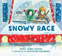 Snowy Race (Hardback)