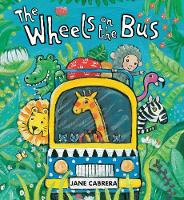 The Wheels on the Bus (Board book)