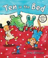 Ten in the Bed - Jane Cabrera's Story Time (Hardback)