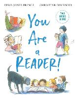 You Are a Reader! / You Are a Writer! (Hardback)