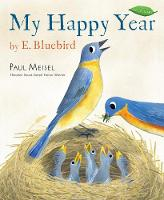 My Happy Year by E.Bluebird - A Nature Diary (Paperback)
