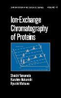 Ion-Exchange Chromatography of Proteins (Hardback)