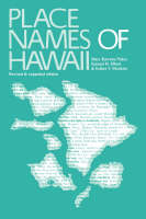 Place Names of Hawaii (Paperback)