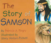 The Story of Samson (Board book)