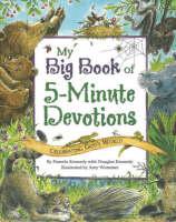 My Big Book of 5-Minute Devotions: Celebrating God's World (Paperback)