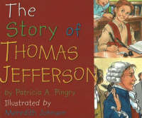 The Story of Thomas Jefferson (Board book)