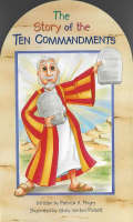 The Story of the Ten Commandments (Board book)