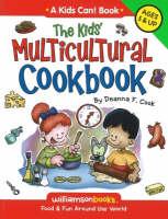 Kids' Multicultural Cookbook: Food and Fun Around the World (Hardback)