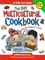 Kids' Multicultural Cookbook: Food and Fun Around the World (Paperback)
