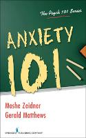 Anxiety 101 - The Psych 101 Series (Paperback)