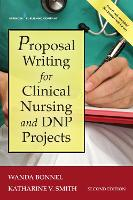 Proposal Writing for Clinical Nursing and DNP Projects (Paperback)