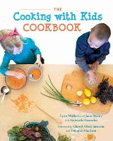 The Cooking with Kids Cookbook (Spiral bound)