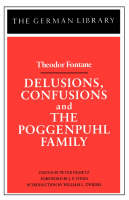 Delusions, Confusions and the Poggenpuhl Family - German Library S. (Paperback)