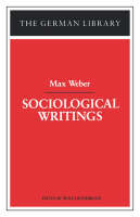 Sociological Writings (Paperback)