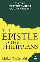 Epistle to the Philippians (Paperback)