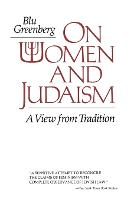 On Women and Judaism: A View From Tradition (Paperback)