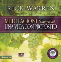 Meditaciones Para Una Vida Con Proposito (Hardback)