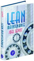 Lean Maintenance (Hardback)