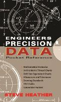 Engineers Precision Data Pocket Reference (Paperback)