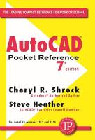 AutoCAD Pocket Reference (Paperback)