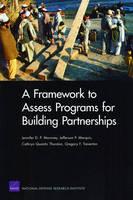 A Framework to Assess Programs for Building Partnerships (Paperback)
