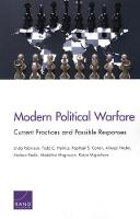 Modern Political Warfare: Current Practices and Possible Responses (Paperback)