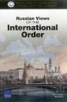 Russian Views of the International Order (Paperback)
