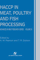 HACCP in Meat, Poultry and Fish Processing - Advances in Meat Research 10 (Hardback)