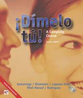 Dimelo Tu 4e-Text Audio CD Pkg