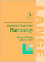 Bertram g katzung books and biography waterstones pharmacology examination and board review examination board review paperback fandeluxe Choice Image