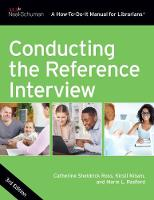 Conducting the Reference Interview (Paperback)