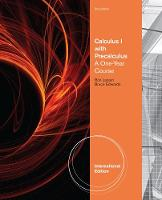Calculus I with Precalculus, International Edition (Paperback)