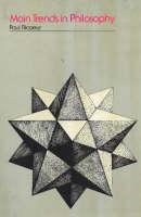 Main Trends in Philosophy (Paperback)