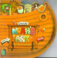 Inside Noah's Ark (Board book)