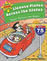 Ultimate Sticker Puzzles: License Plates Across the States: Travel Puzzles and Games (Paperback)