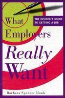What Employers Really Want