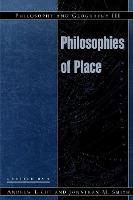 Philosophy and Geography III: Philosophies of Place - Philosophy and Geography (Paperback)