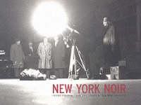 New York Noir: Crime Photos from the Daily News Archive (Hardback)