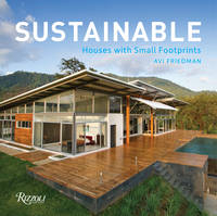Sustainable: Houses with Small Footprints (Hardback)