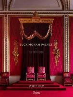 Buckingham Palace: The Interiors (Hardback)