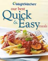 Weight Watchers 101 Best Quick & Easy Recipes (Paperback)