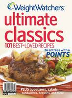 Weight Watchers Ultimate Classics: 100 Best-Loved Recipes (Paperback)