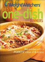 Weight Watchers Best One-Dish Dinners (Paperback)