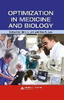 Optimization in Medicine and Biology (Hardback)