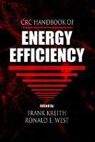 CRC Handbook of Energy Efficiency